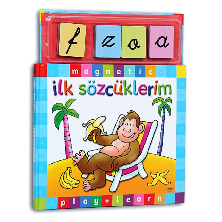 Magnetic Play and Learn İlk Sözcüklerim