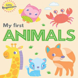 Little Beginners-My First Animals