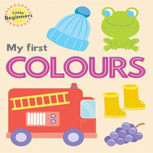 Little Beginners-My Colours
